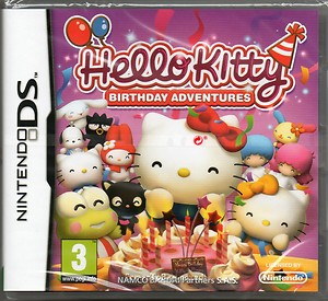 HK Birthday Adventures DS