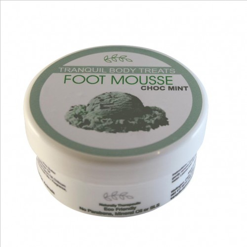 Foot Mousse