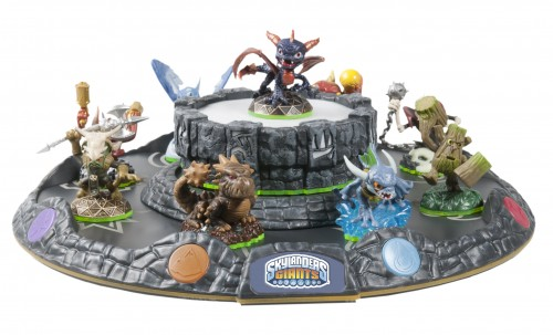 SKYLANDER GIANTS BATTLE ARENA IMG4