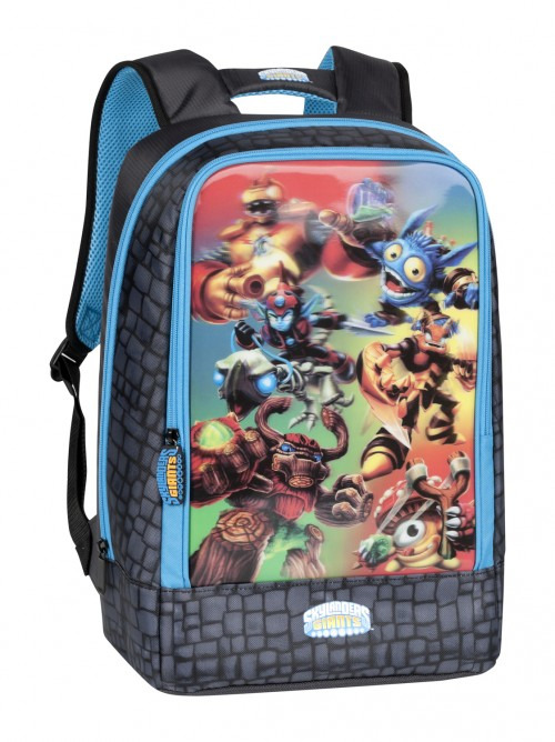 SKYLANDER LEGENDARY BACKPACK BLUE IMG2 - Copy