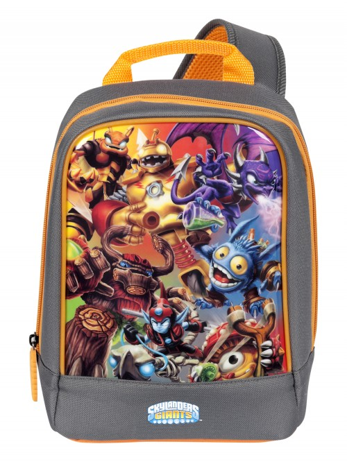 SKYLANDER MINI SLING BACKPACK ORANGE IMG2