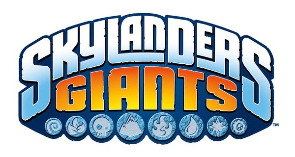 Skylander Giants Logo