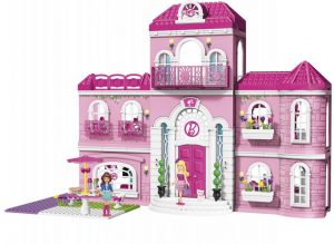 27027_Barbie Style & Build_LUXURY MANSION_prod