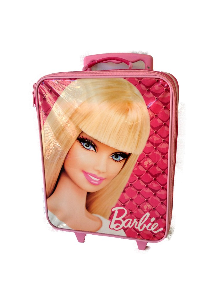 Barbie Luggage