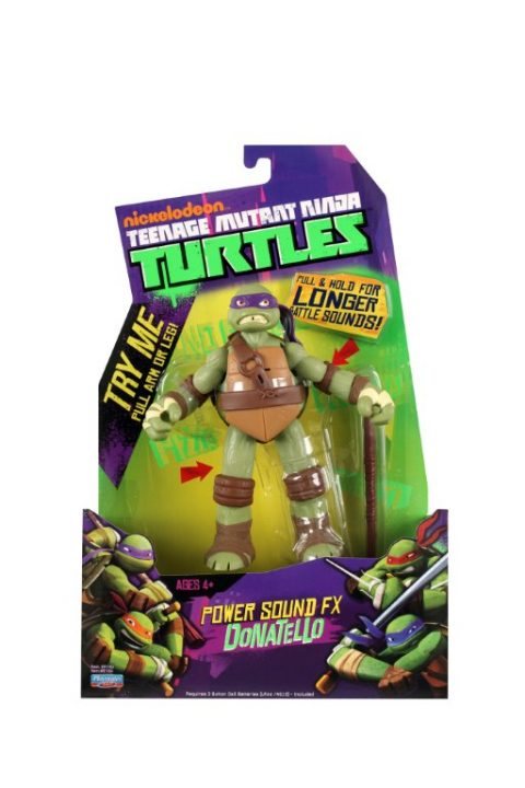 27071 - TMNT Powersound figures asstd - Donatello