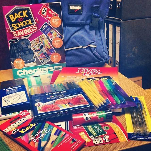 Back To School Hamper