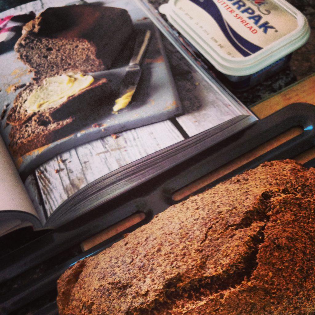 Home Made LC Bread