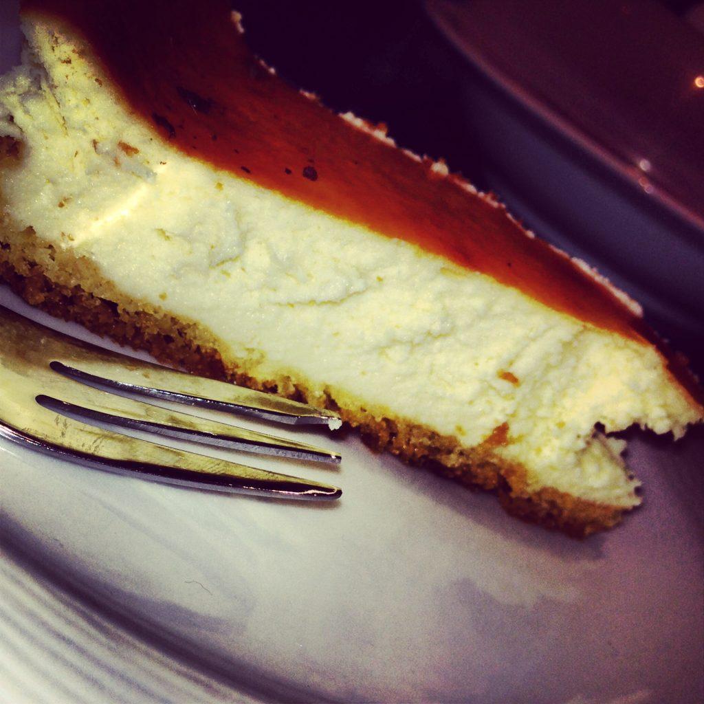 LCHF Cheese Cake 1