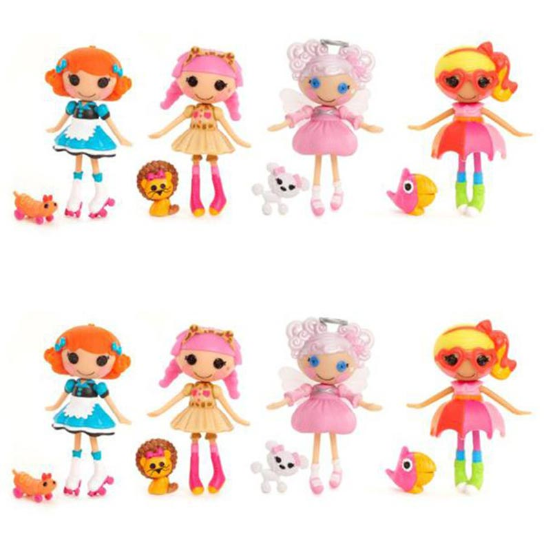 Lalaloopsy Littles Sister Sew Magical Sew Cute Toy Doll Tiny Might