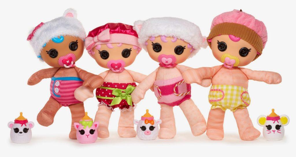 526407 Lalaloopsy Babies Doll Asst´ÇëFW 0132