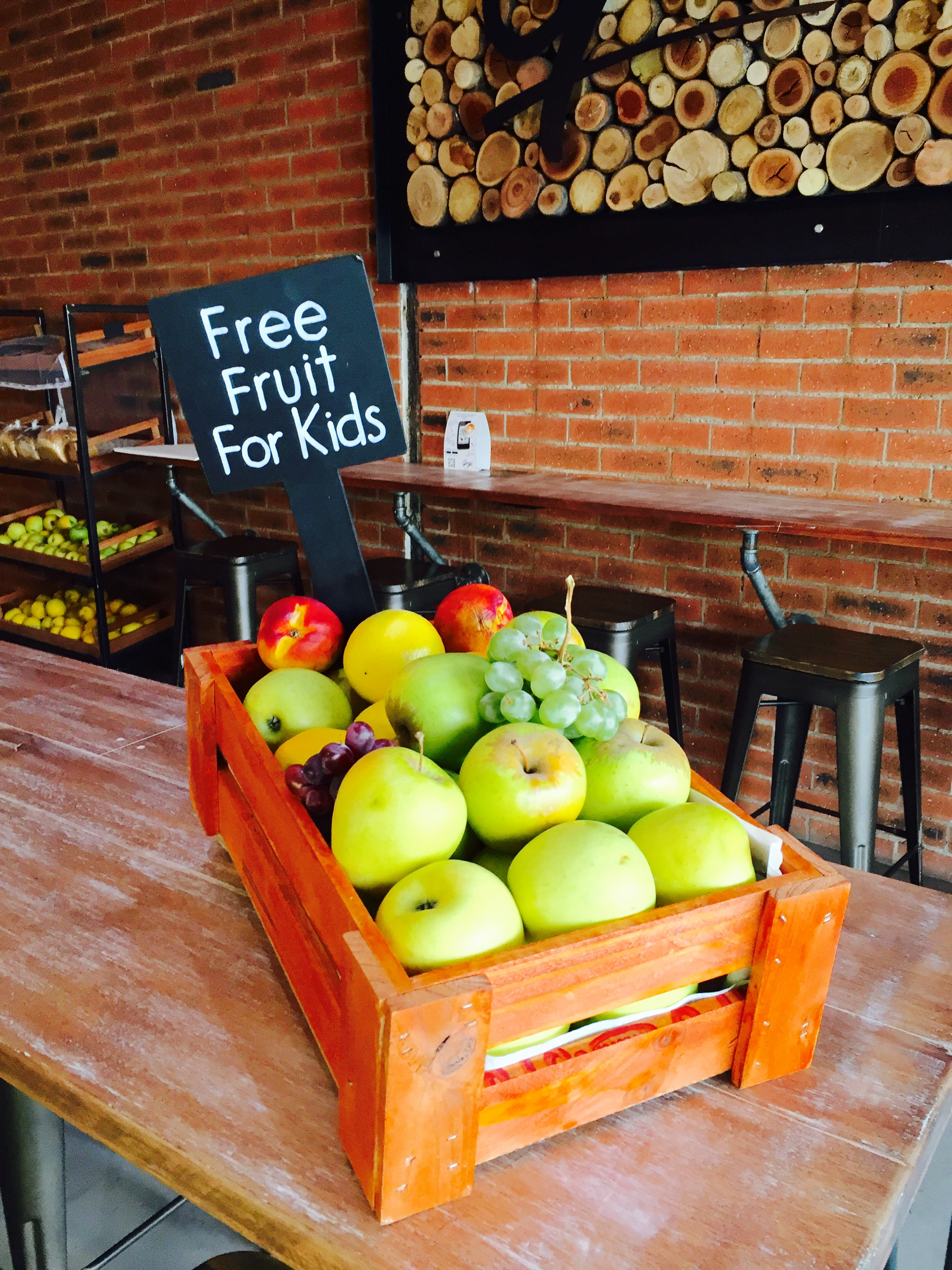 Gorge Free Food For Kids