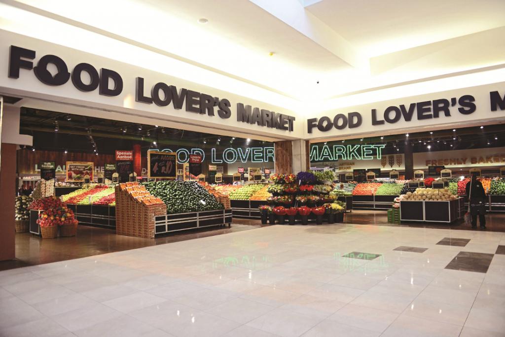 Food Lovers Market Nicolway