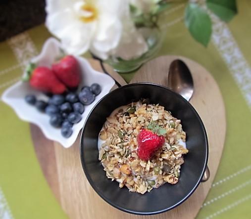 My choice breakfast.