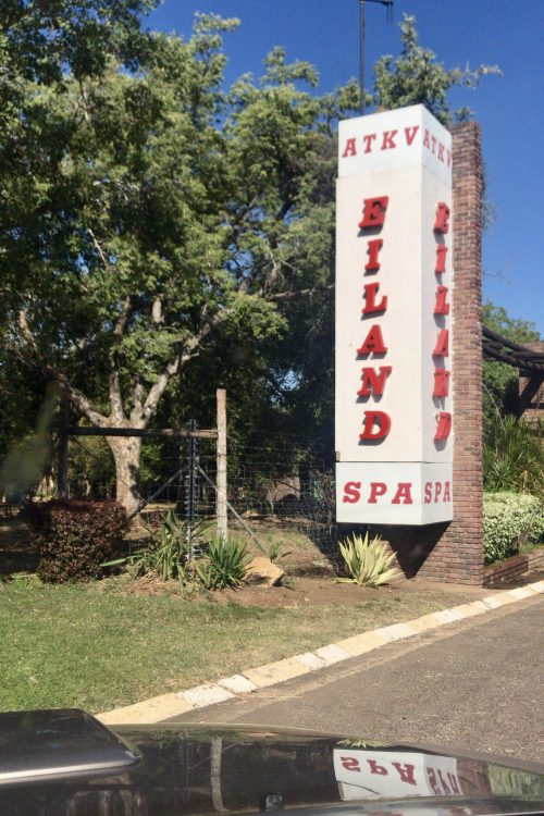 WIN A Midweek Break At ATKV Eiland Spa Worth R4100