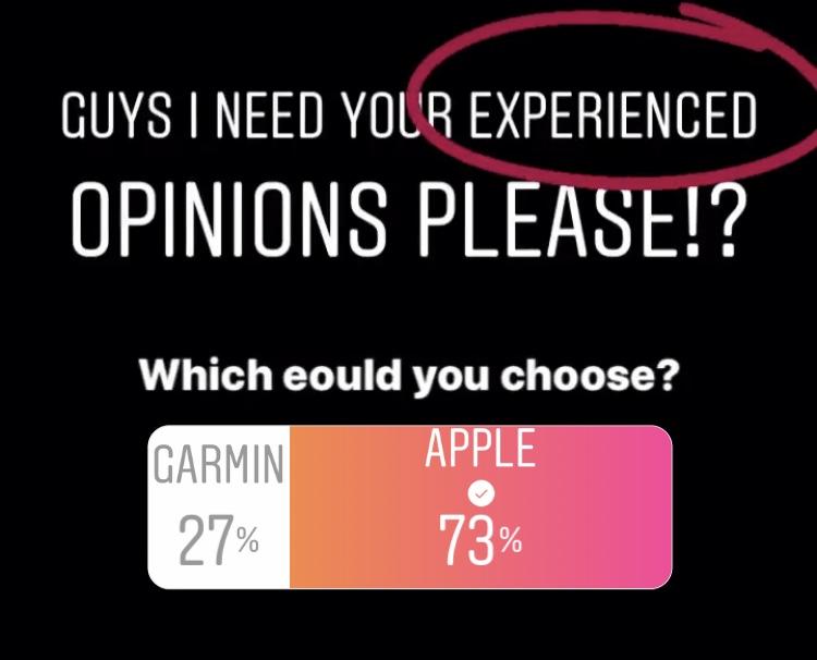 TomTom Garmin Apple